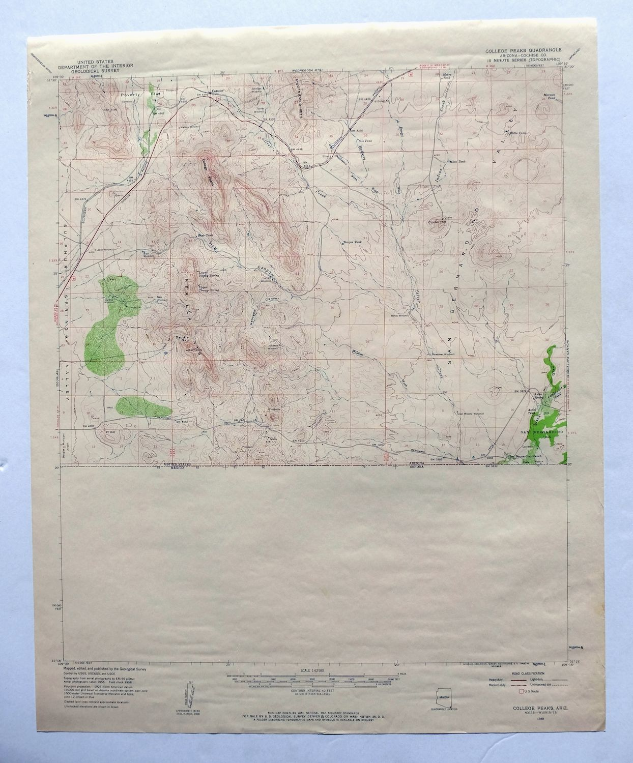 Usgs Maps For Sale. Cornell University Maps, Geology Maps ...