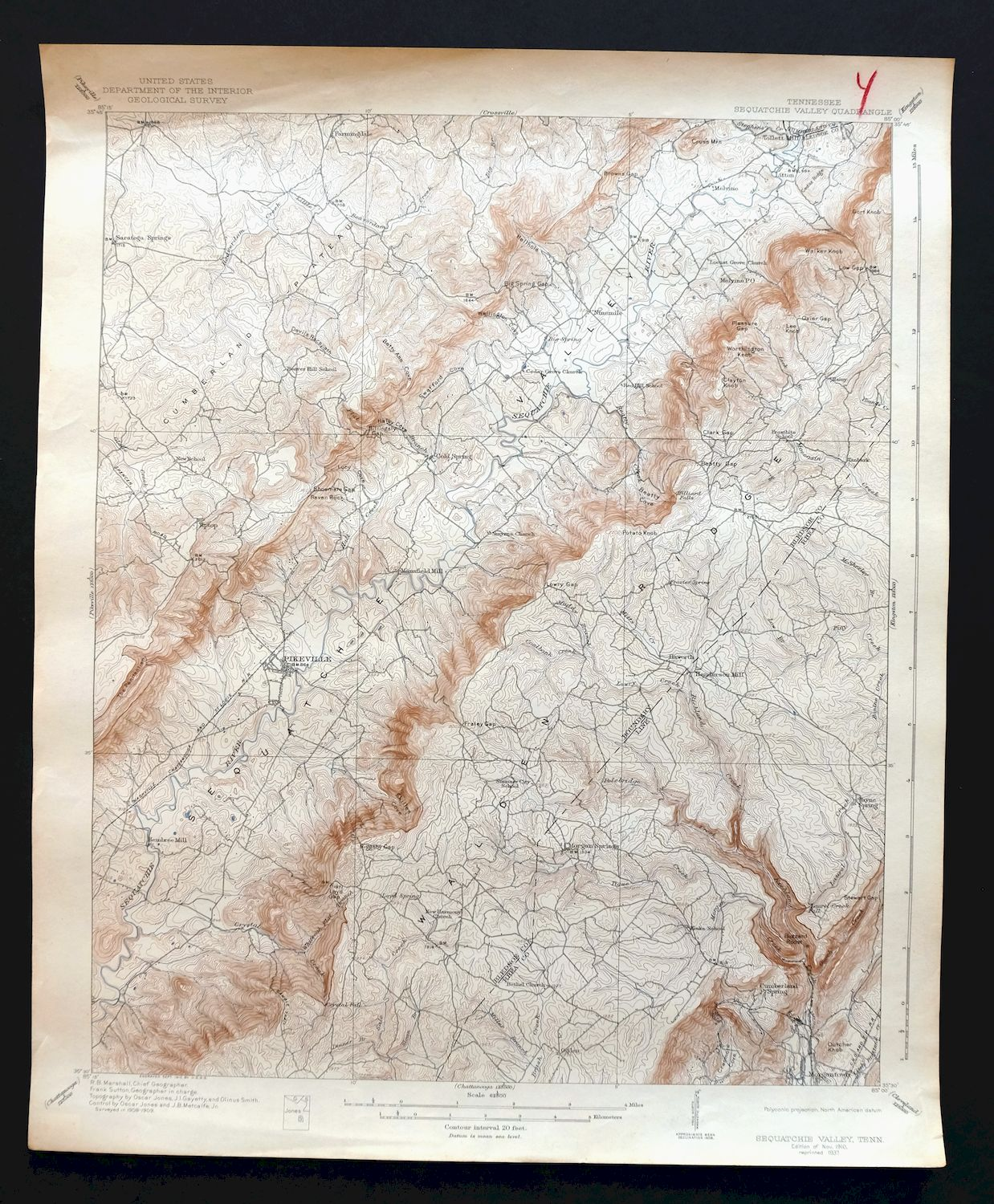 Details about Sequatchie Valley Tennessee Vintage USGS Topographic on vintage topo map, united states topo map, cedar creek topo map, lake sinclair georgia map, oconee national forest topo map, ga power lake sinclair map, lake sinclair history,